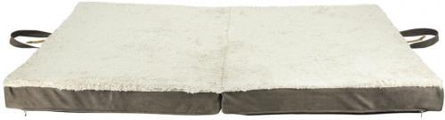 Ortopedická skládací matrace Nobby Lanin pro psy béžová 116x78x8cm