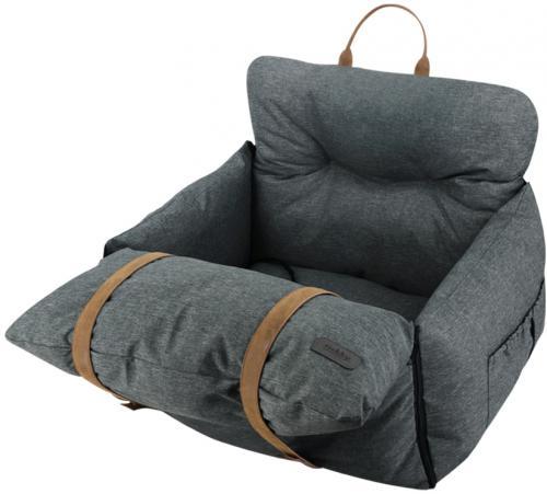 Nobby BENA cestovní pelíšek pro psy tmavì šedá 60x50x43cm