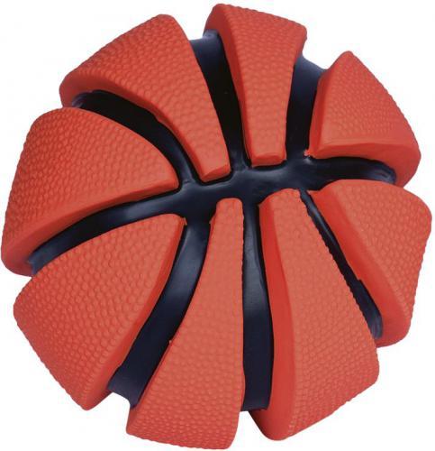 Nobby hraèka pro psy latexový míè basketbal 14cm