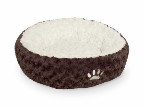 Nobby Neiku hnìdý pelíšek donut 45cm