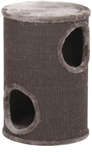 Nobby DAINA škrábací válec pro koèky tmavì šedý 58cm