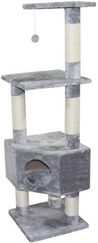 Nobby Classic Etsch patrové škrabadlo pro koèku šedá 136cm