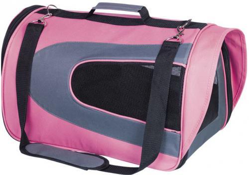 Nobby KANDO L pøepravní taška do 7kg rùžová 47x28x28cm
