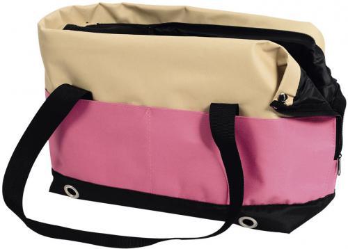Nobby SALTA pøepravní taška do 6kg rùžová 40x22x28cm