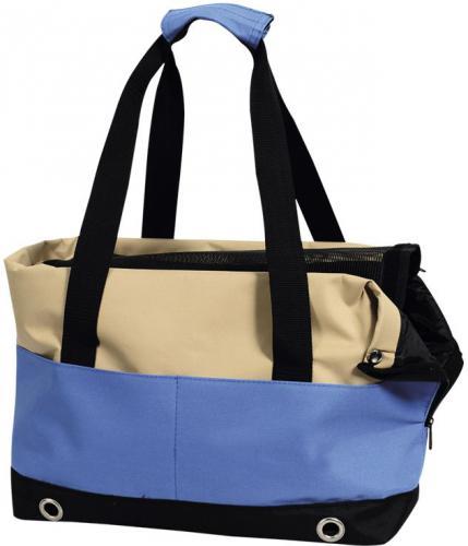 Nobby SALTA pøepravní taška do 6kg modrá 40x22x28cm
