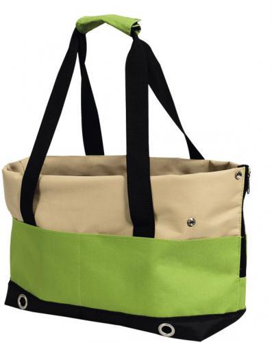 Nobby SALTA pøepravní taška do 6kg zelená 40x22x28cm