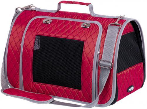 Nobby pøepravní taška KALINA do 7kg èervená 44 x 25 x 27 cm