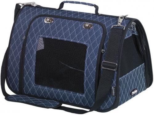 Nobby pøepravní taška KALINA do 7kg modrá 44 x 25 x 27 cm