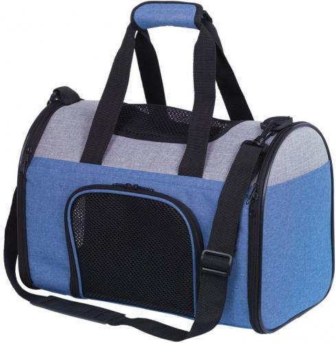 Nobby pøepravní taška JANU do 6kg modrá 41 x 24 x 29 cm