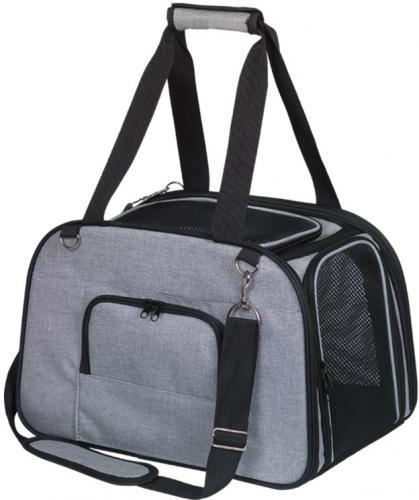 Nobby pøepravní taška TALI do 7kg šedá 43 x 28 x 28 cm