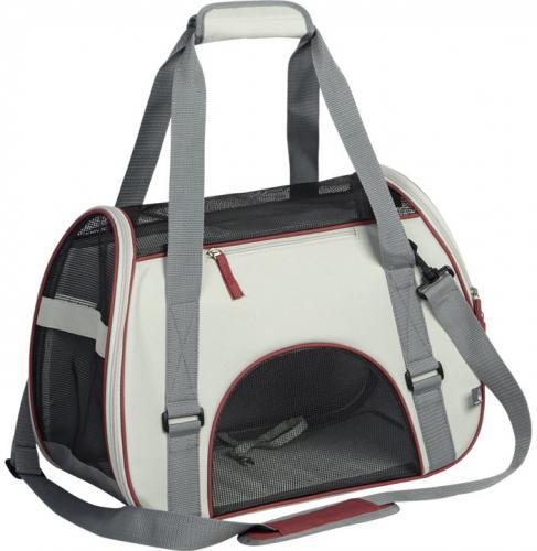 Nobby pøepravní taška ALOR do 6kg šedá 40 x 20 x 33 cm