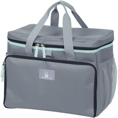 Nobby cestovní taška organizér BAGSTER šedý 38x19x30cm