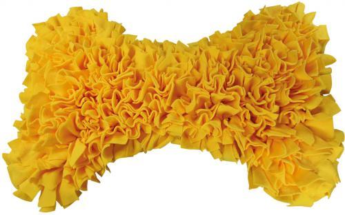 Nobby èmuchací kobereèek Kost žlutá 70x50cm