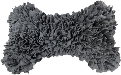 Nobby èmuchací kobereèek Kost šedá 70x50cm