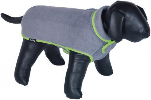 Nobby ZALA fleece mikina pro psa šedá 29cm
