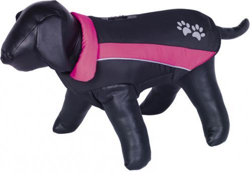 Nobby SABI reflexní obleèek pro psa rùžová 29cm