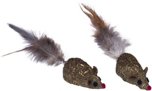 Nobby hraèka pro koèky catnipové myšky 10,5 cm