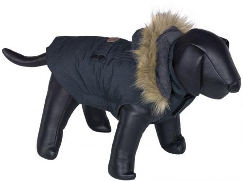 Nobby LIAM obleèek pro psa s kožíškem tmavì zelená 20cm