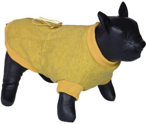Nobby MINIK obleèek pro buldoèka hoøèicovì žlutá M 37cm