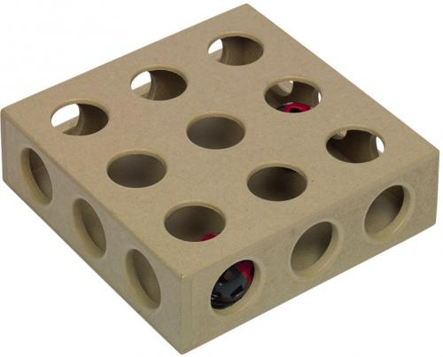 Nobby Activity Toy Cube aktivní hraèka pro koèku 24x24cm
