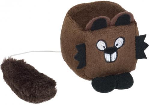 Nobby hraèka pro koèky natahovací bobr 6cm