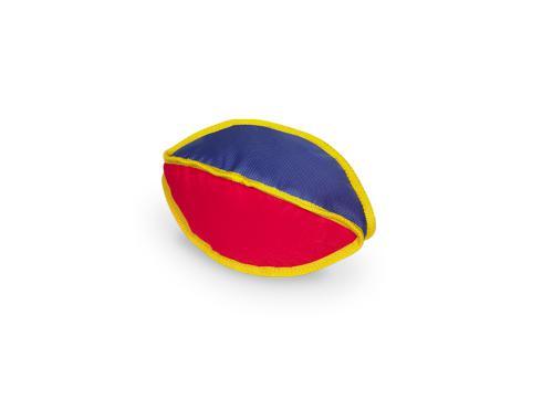 Nobby TAFFTOY Rugby míè hraèka nylon 24x12 cm
