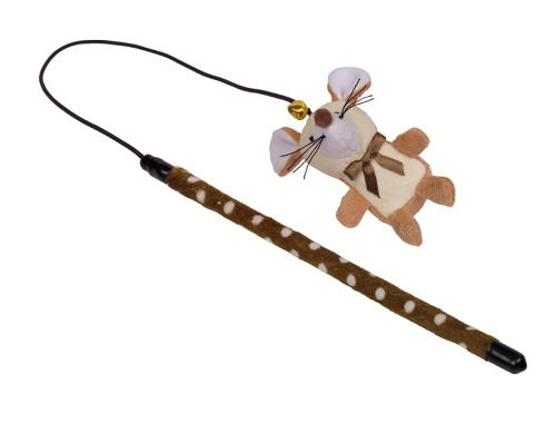 Nobby hraèka udice na hraní myška 25+40cm