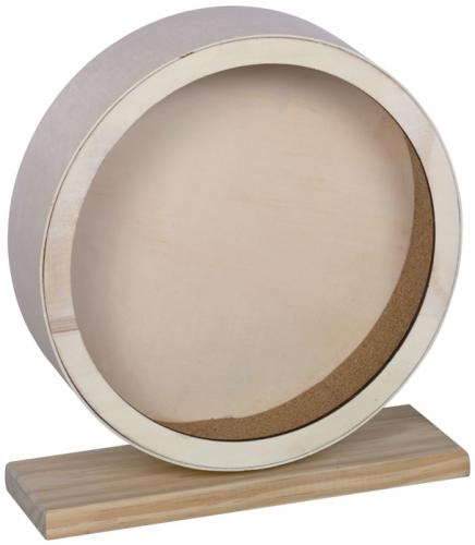 Nobby døevìný tichý kolotoè CORK pro hlodavce 29 cm