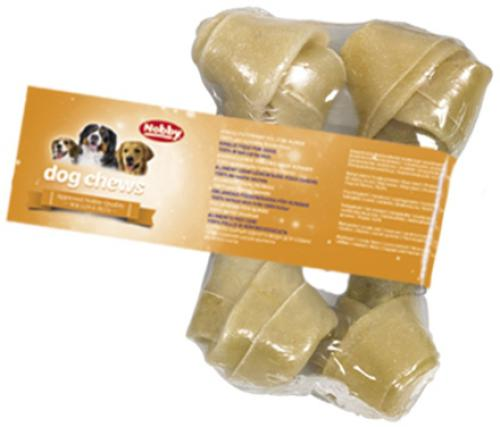 Nobby uzel buvolí hygienicky baleno 13-14cm 2ks