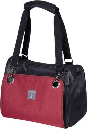 Nobby Modulo èervená taška 2v1 do 5kg 41x19x27cm