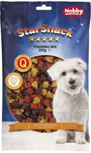 Nobby StarSnack Training Mix pamlsky pro psa 200g