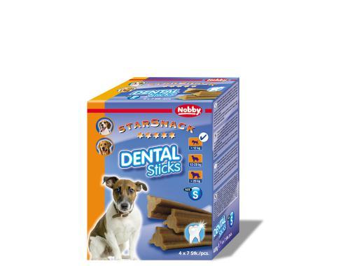 Nobby StarSnack Dental Sticks Small dentální tyèinky 28ks / 400g
