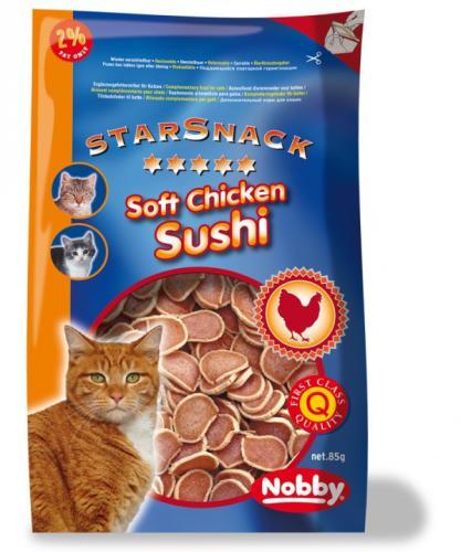 Nobby StarSnack pamlsky pro koèku kuøe, tuòák 85g
