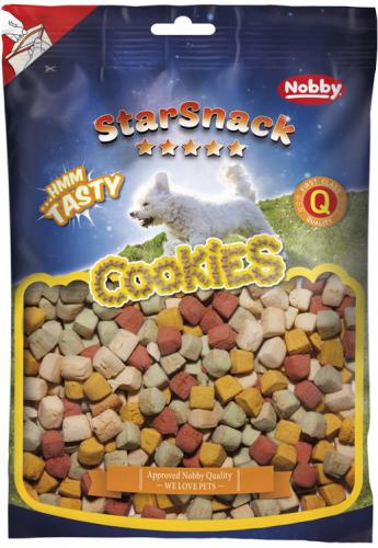 Nobby StarSnack Cookies Training peèené pamlsky 500g