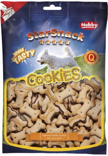 Nobby StarSnack Cookies Duo Bone peèené pamlsky 400g