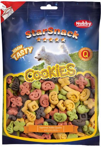Nobby StarSnack Cookies Variant Mix peèené pamlsky 500g