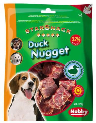 Nobby StarSnack Duck Nugget kachní nugetky 375g