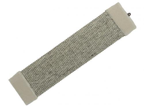 Nobby závìsné škrabadlo na stìnu 61x15cm šedá