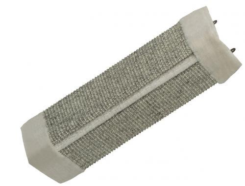Nobby malé škrabadlo na roh stìny 49x22cm šedá