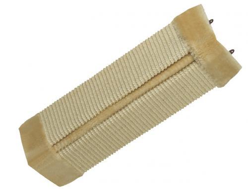 Nobby malé škrabadlo na roh stìny 49x22cm béžová