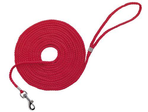 Nobby lanové stopovací vodítko lano èervené 5m