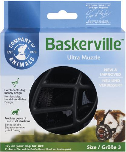 Baskerville Ultra Muzzle náhubek pro psa vel. 4