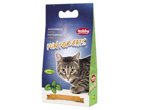 Nobby sušený Catnip koèièí tráva 25g