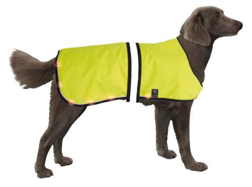 Nobby bezpeènostní LED svítící vesta S pro psa