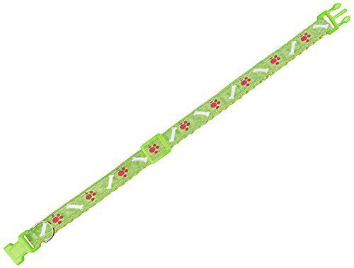 Nobby MINI obojek 20-35cm zelená