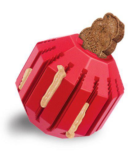 Kong Stuff a Ball M dentální hraèka plnící 8cm