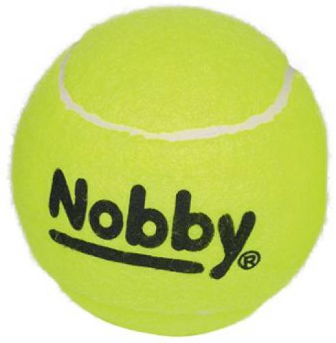Nobby hraèka odolný tenisový míèek 10cm