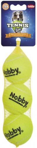 Nobby tenisový míèek 6cm 3ks