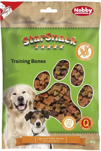 Nobby StarSnack Training Bones GRAIN FREE pamlsky 180g