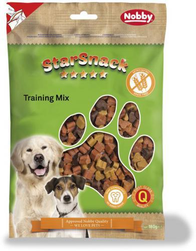 Nobby StarSnack Training Mix GRAIN FREE pamlsky 180g